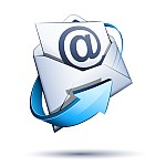 Email logo click here
