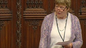 Baroness Massey of Darwen