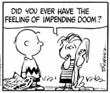 impending doom atheist atheism