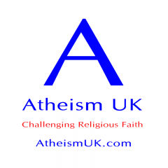 Atheism UK: Challenging Religious Faith