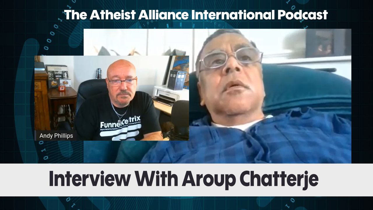 AAI Podcast With Andy Phillips: Bill Flavell (AAI) & Aroup Chatterjee (Mother Teresa)